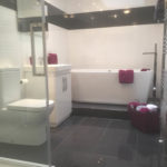 luxury bathroom suite